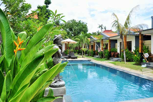 Singabu Bungalows, Pilihan Terbaik untuk Menginap di Nusa Penida Bali