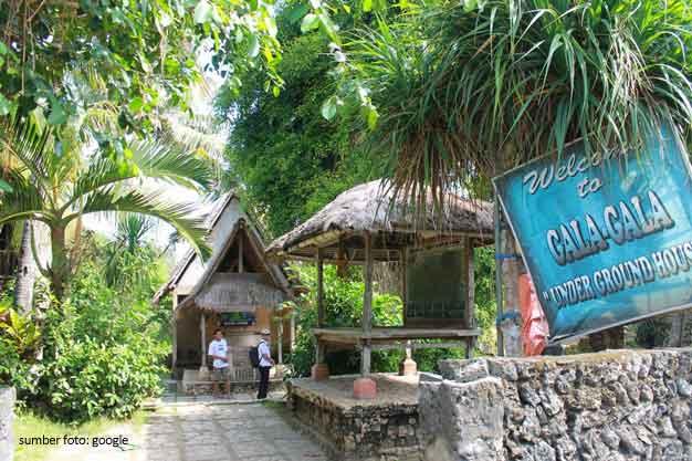 Goa Gala-Gala Nusa Lembongan