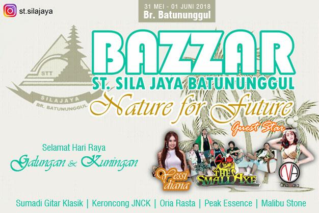 Malam Bazzar Menyambut Hari Raya Galungan & Kuningan