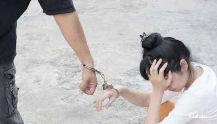 Sepasang Kekasih Ditangkap Karena memasok Narkoba ke Pulau Nusa Penida